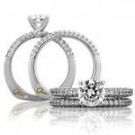 18 KARAT WHITE GOLD DIAMOND WEDDING BAND with 55 Diamond(s) 0.48ctw