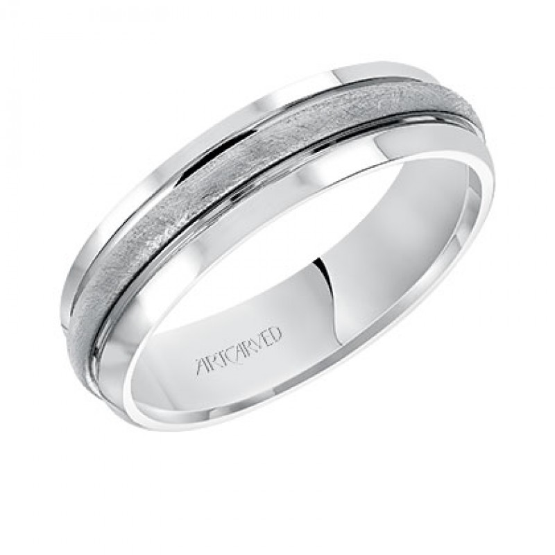 Men's Artcarved Wedding Band - 11-WV7471W