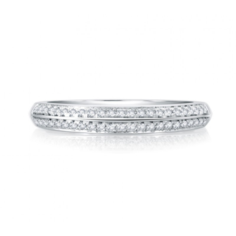 Classic Plain Wedding Band Ladies Wedding Bands Her Bands