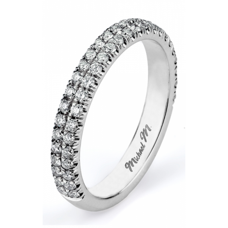 Michael M Wedding Bands R483B