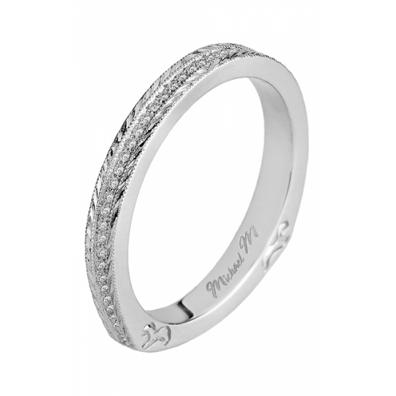 Michael M Wedding Bands R576B