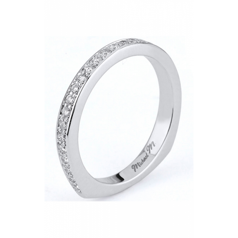 Michael M Wedding Bands R578B