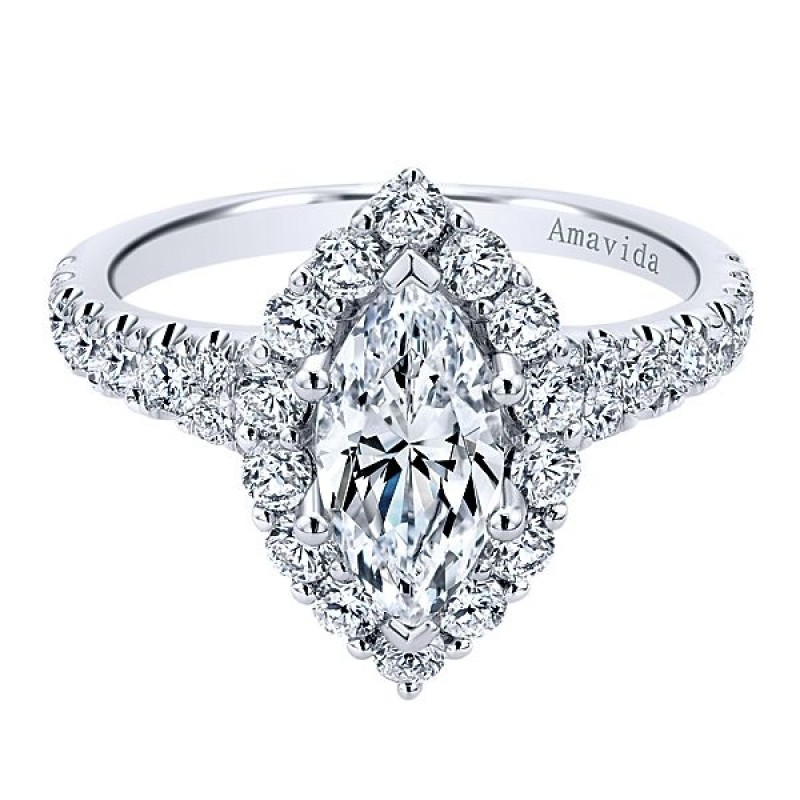 diamond engagement white deluxe gold trilogy view ring three ce jewellery stone carat princess rings