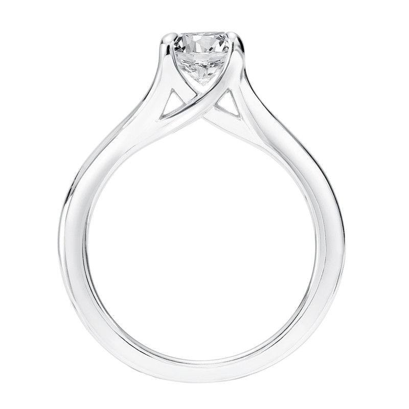 prong products rings mount cut classic white diamond solitaire round ring engagement semi gold