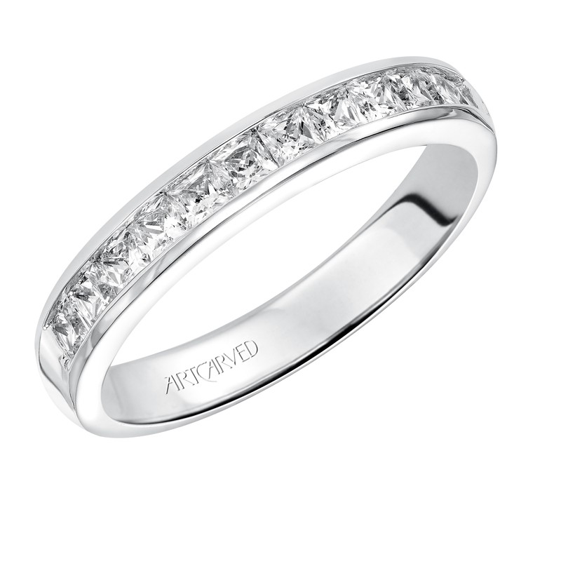 Wedding Band With Channel Set Diamonds 33 V60d4w Ladies Wedding
