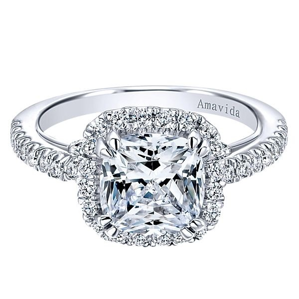 amavida white products halo engagement style gabriel cushion gold rings on ring nicole diamond grande model