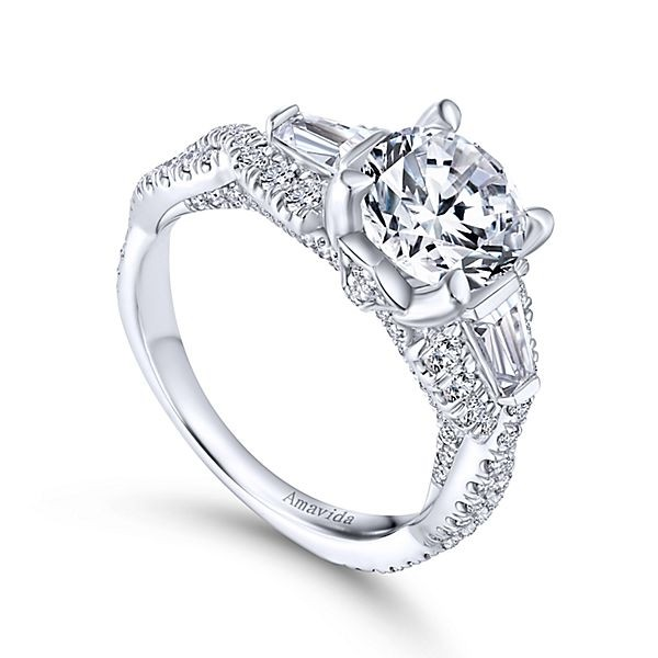 stone ring wedding rings justanother diamond me