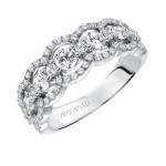 Diamond Fashion Anniversary Band - 33-V9134W