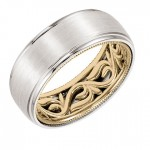 Men's Artcarved Wedding Band - 11-WV05A8