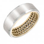Men's Artcarved Wedding Band - 11-WV09A7