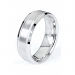 Michael M Men's Wedding Bands MB101