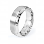 Michael M Men's Wedding Bands MB105