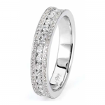 Michael M Wedding Bands R405B