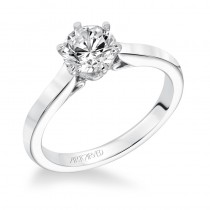 Chivon' Diamond Solitaire Engagement Ring - 31-V614ERW