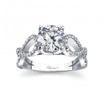 14 KARAT WHITE GOLD WEDDING RING with 60 Diamond(s) 0.41ctw