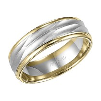 Men's Artcarved Wedding Band - 11-WV7412U