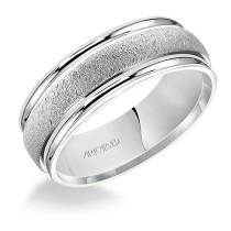 Men's Artcarved Wedding Band - 11-WV7472W