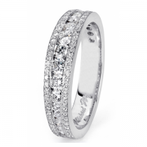 Michael M Wedding Bands R404B