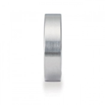 14 KARAT WHITE GOLD GENTS BAND - 2781G