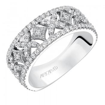 Diamond Fashion Anniversary Band - 33-V9132W