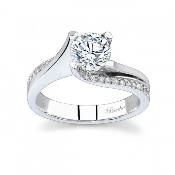 Diamond Engagement Ring - 7171LW