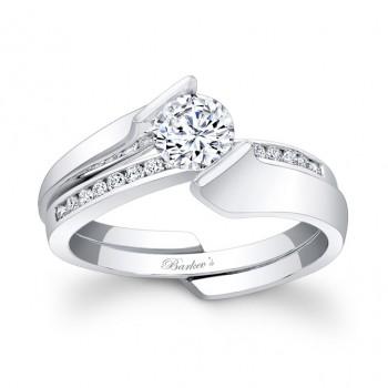 Diamond Engagement Set