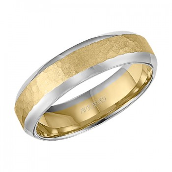 Men's Artcarved Wedding Band - 11-WV7414A