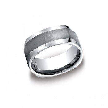 Forge Tungsten 9mm Band