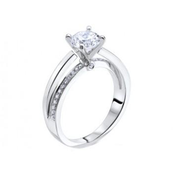 Scott Kay Heavens Gates Diamond Semi Mount Engagement Ring