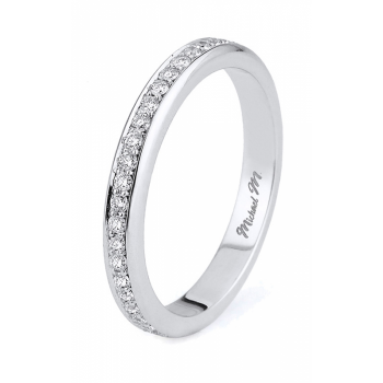 Michael M Wedding Bands R580B
